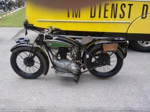 Dirk's 1929 501 T