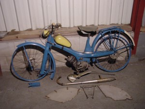 Early 1954 Quickly in parts
