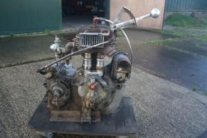 Extra 501 T engine